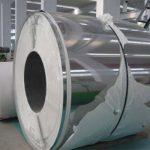 Cievka z nehrdzavejúcej ocele 316 / 316L