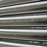 Kruhová tyč z nehrdzavejúcej ocele ASTM A276 AISI 316
