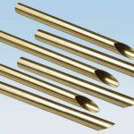 C44300 C68700 Mosadzná rúrka zo zliatiny medi zliatiny ASTM B111