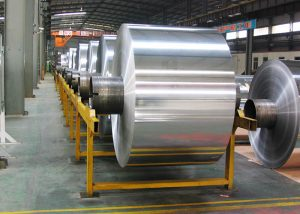 Zliatinová hliníková cievka s 1100,2024,3105,4A11,5083,6061,6082,6063,7A09