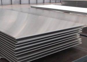 Doska Monel 400, list ASTM B127 UNS N04400