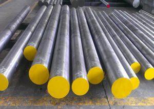 Kruhová tyč z plastovej formy z ocele P20 1.2311 zo zliatinovej ocele