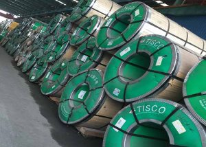 Cievky a pásy z nehrdzavejúcej ocele 1.4401