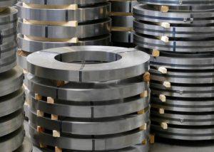 201 304 316 309 pás z nehrdzavejúcej ocele valcovaný za studena s povrchom 2B / BA / č.4 / HL / zrkadlo